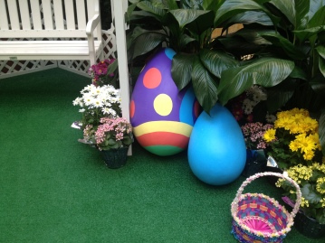 Custom Painted Giant Egg