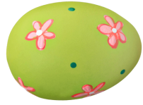 green-egg-with-pink-flowers