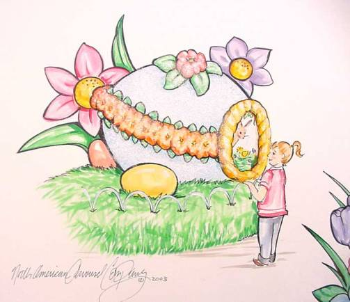 side sugar egg e